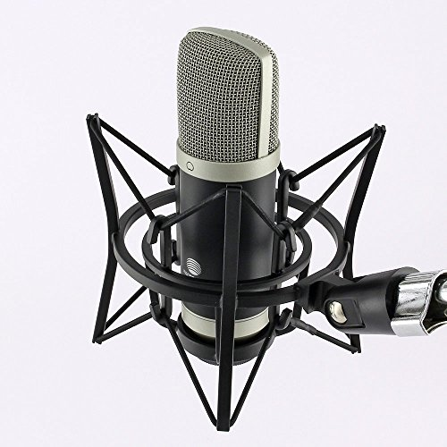 MCU-01-c-USB-Gromembran-Kondensator-Mikrofon-Hyper-Nierencharakteristik-Home-Studio-Musik-Gesang-Recording-Rap-Profi-Hochwertige-Mikrofonspinne-Windows-XP-Vista-7-8-10-oder-MAC-OS-keine-zustzlichen-Tr