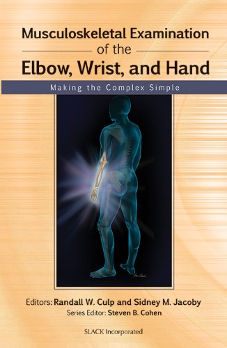 Musculoskeletal Examination of the Elbow, Wrist, and Hand: Making the Complex Simple (Musculoskeletal Examination: Makin
