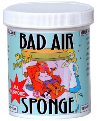 Jarral 012 Bad Odor Air Sponge