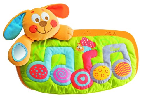 Chicco 30 cm Sleep & Play Musical Puppy NurseryToy