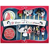 12 Days of Christmas Cupcake Kit By Meri Meri