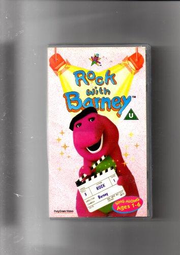 KidVidUK: Barney: Barney: Rock With Barney [VHS]