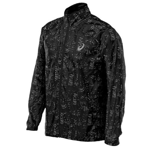 ASICS Men's Performance Run Lightweight Jacket fred perry поло