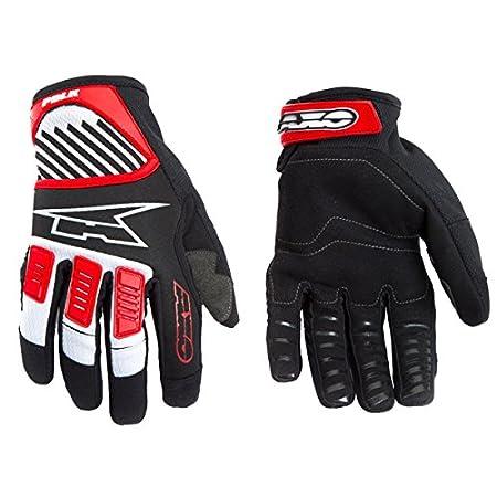 AXO mX4T0028 r00 gants de cadenas, taille xXL (rouge)