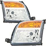 FORD FUSION 2006-2012 HEADLIGHTS HEADLAMPS PAIR LEFT & RIGHT