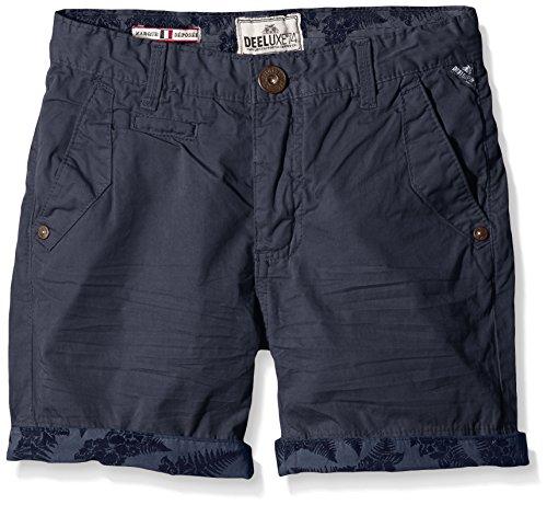 Deeluxe FLICKSON KID-Shorts Bambino    Blu ( Navy ) 8 Anni
