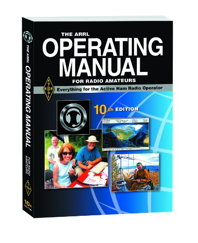 ARRL Operating Manual087259601X : image