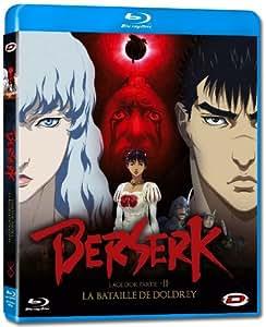 """Berserk l'Age d'Or Partie II """"""""La Bataille de DOLDREY"""""""" [Blu-ray Standard] [Édition Standard]"""