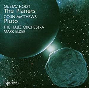 Gustav Holst, Colin [Composer] Matthews, Mark Elder, Hallé ...