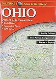 Ohio Atlas & Gazetteer (0899332811) by Delorme