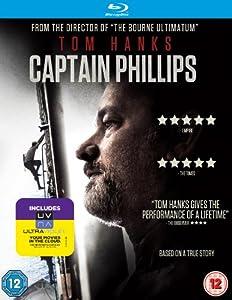 Captain Phillips [Blu-ray] [2013] [Region Free]