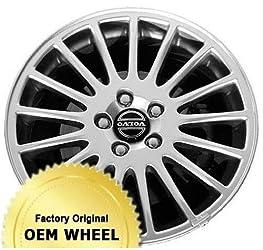VOLVO 60 SERIES,70 SERIES 17×7.5 17 SPOKE Factory Oem Wheel Rim- SILVER – Remanufactured