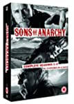 Sons of Anarchy - Season 1-3 [UK Import]