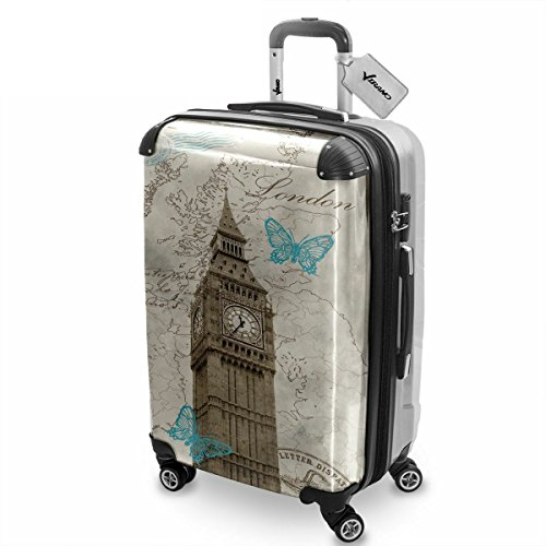 guide d achat d une valise london tout pour partir. Black Bedroom Furniture Sets. Home Design Ideas