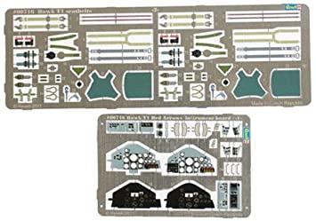 Revell 1:32 - Photoetched parts for kit 04284 (BAe Hawk T.1 Red Arrows) - RV00716