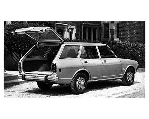 1973 Dodge Colt Wagon Factory Photo