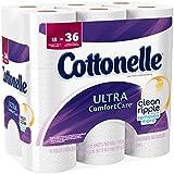 cottonelle ultra comfortcare toilet paper double rolls 18 ct