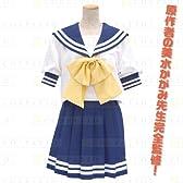 らき☆すた 陵桜学園高校女子制服 夏服 ジャケットセット サイズ:Ladies S