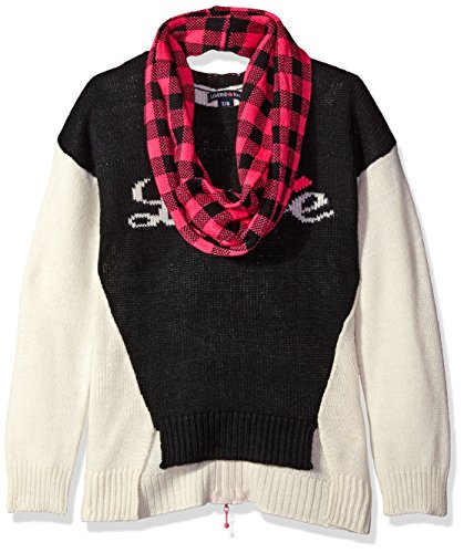 limited-too-big-girls-2-piece-set-fashion-sweater-and-scarf-zip-back-7-8