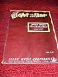 Leeds Eight to the Bar Boogie Woogie Piano Method Book