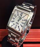 オリス ORIS 腕時計 マイルスレクタンギュラー デイデイト 国内正規3年保証 585.7525.4061M