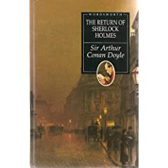 Return of Sherlock Holmes by Sir Arthur Conan Doyle