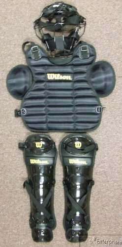 Wilson Umpires equipment gear baseball softball NEW