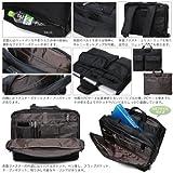 ca-ca 230-1051_san ・2人気 ブランド is+(アイエスプラス) 230-1051 B4 軽量 ナイロン ブリーフケース メンズ 鞄 ショルダーバックca-ca