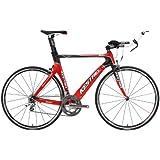 2010 Kestrel Talon Tri-Shimano 105 60CM Bike 19024060 Red/White Bike