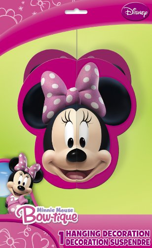 Minnie Mouse Hanging Decoration (1ct)
