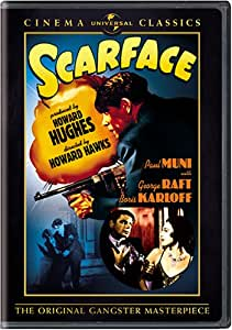 Scarface [Import USA Zone 1]