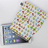 7インチ タブレットがま口収納ケース ipad mini Nexus7 kindle koboなど 【ライオン】