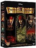 echange, troc Pirates des Caraïbes - La trilogie : La malédiction du Black Pearl + Le secret du coffre maudit + Jusqu'au bout du monde - co