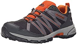 Montrail Men\'s Masochist 3 Outdry Mountain Running Shoe, Shark/Desert Sun, 13 M US