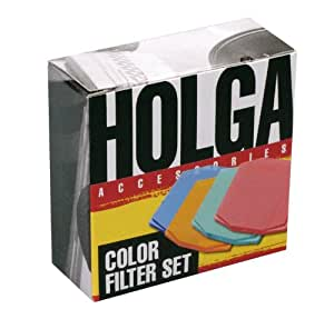 Holga Color Filter Set