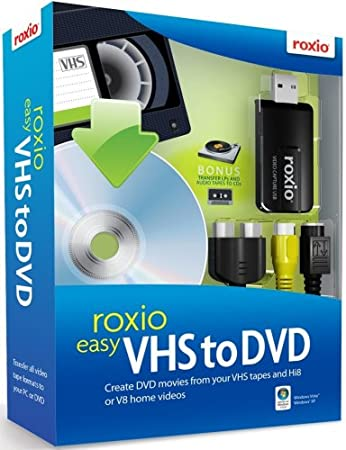 Roxio Easy VHS to DVD (PC)