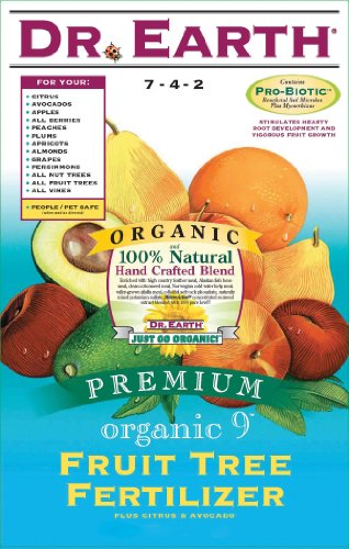 Dr. Earth 713 Organic 9 Fruit Tree Fertilizer, 12-Pound picture