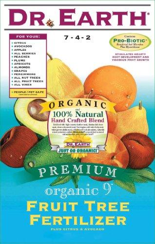 Dr. Earth 713 Organic 9 Fruit Tree Fertilizer, 12-Pound picture