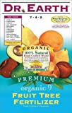 Dr. Earth 713 Organic 9 Fruit Tree Fertilizer, 12-Pound