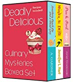 Deadly Delicious: Culinary Mystery Boxed Set