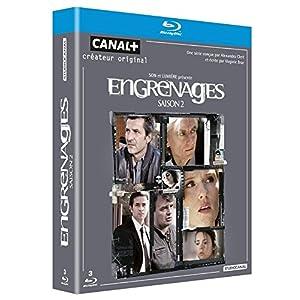 Engrenages - Saison 2 [Blu-ray]