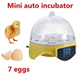 【Syarin優品】7枚 鳥類専用孵卵器 孵卵機 ふ卵器 ふ卵機 孵化器 ふ化器 インキュベーター