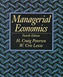 img - for By Craig H Petersen Managerial Economics (4th Edition) (4th Fourth Edition) [Paperback] book / textbook / text book