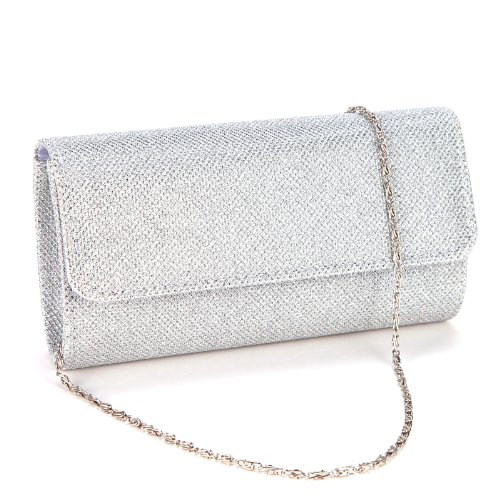 Ladies Evening Party Small Clutch Bag Bridal Purse Handbag Cross Body Tote