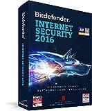 Software - Bitdefender Internet Security 2016 3 PC / 1 Jahr (Lizenz)