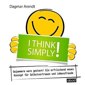 I think simply! Hörbuch