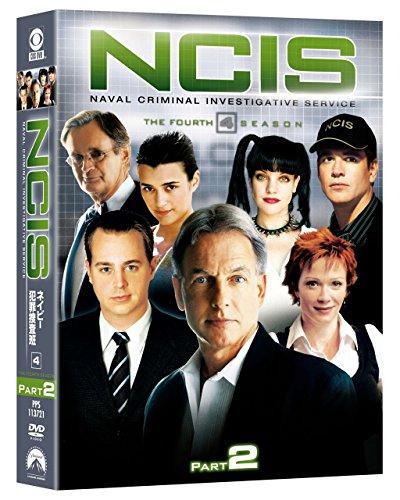 NCIS ネイビー犯罪捜査班 シーズン4 DVD-BOX Part2(6枚組)