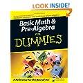 Basic Math and Pre-algebra For Dummies (US Edition)