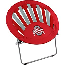 College Covers Ohio State Buckeyes NCAA Rising Sun Bungee Chair