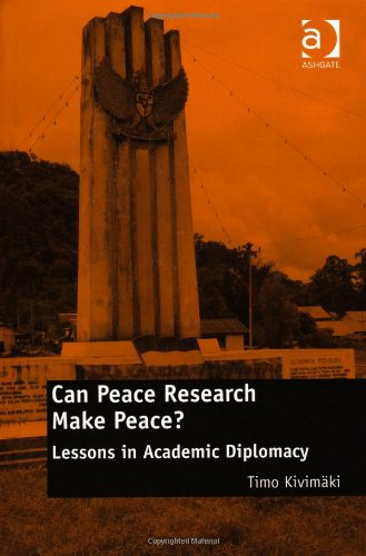 peace research Peace, war and defense (his essays in peace research) by galtung, johan and a great selection of similar used, new and collectible books available now at abebookscom.